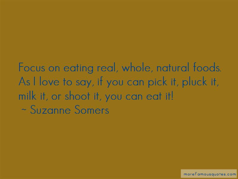 Natural Foods Quotes Pictures 2