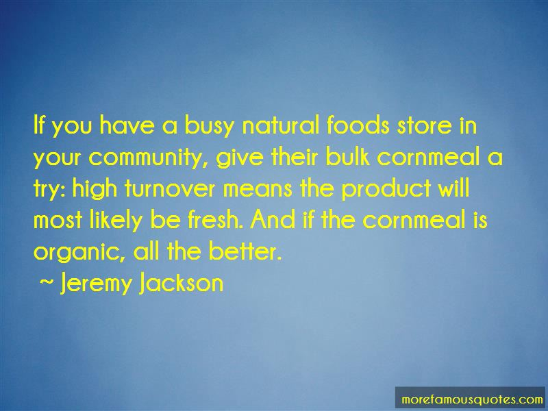 Natural Foods Quotes Pictures 4