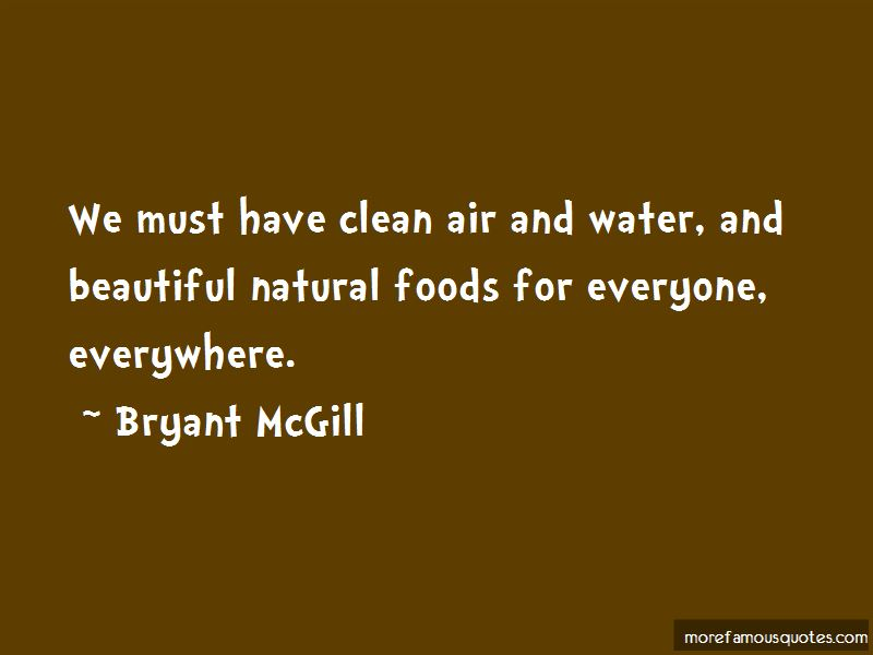 Quotes About Natural Foods