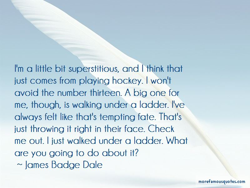 Quotes About Number Thirteen