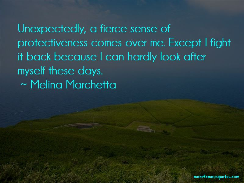 Over Protectiveness Quotes Pictures 3