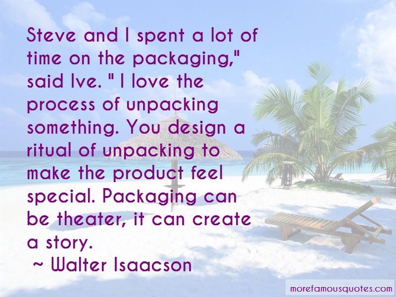 Quotes About Packaging