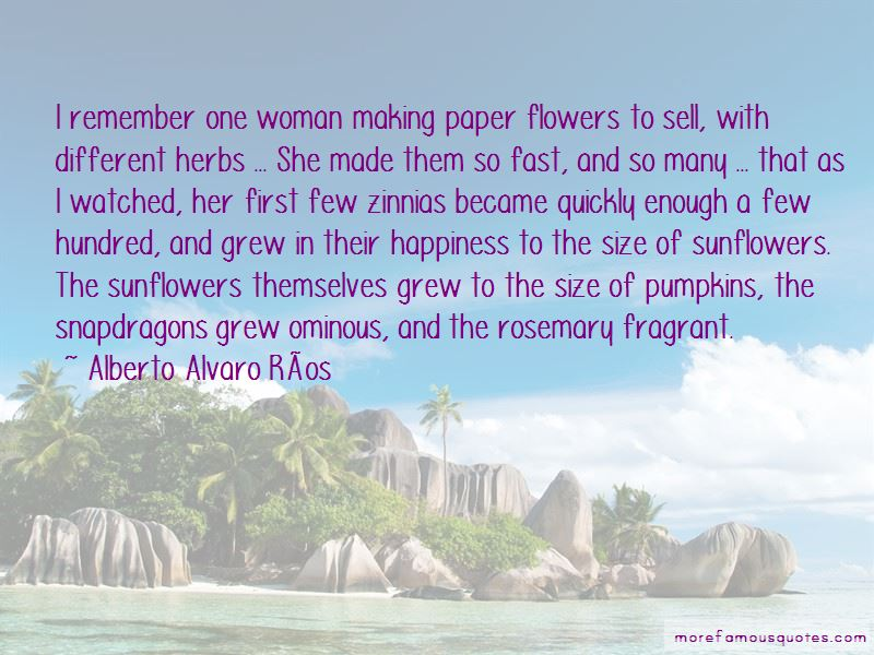 Quotes About Paper Flowers