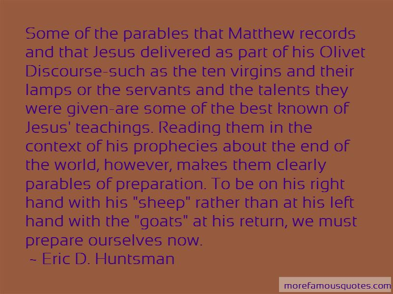 Parables Quotes Pictures 4