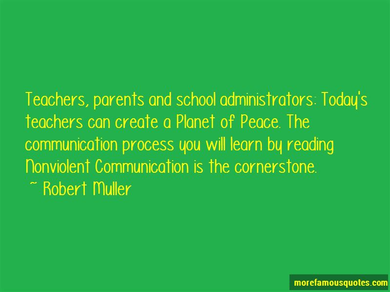 Quotes About Parents And School