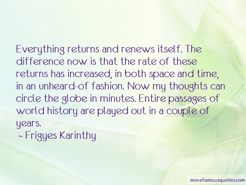 Passages Of Time Quotes Pictures 3
