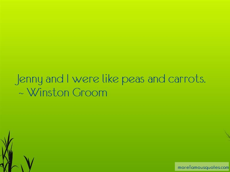 Quotes About Peas And Carrots