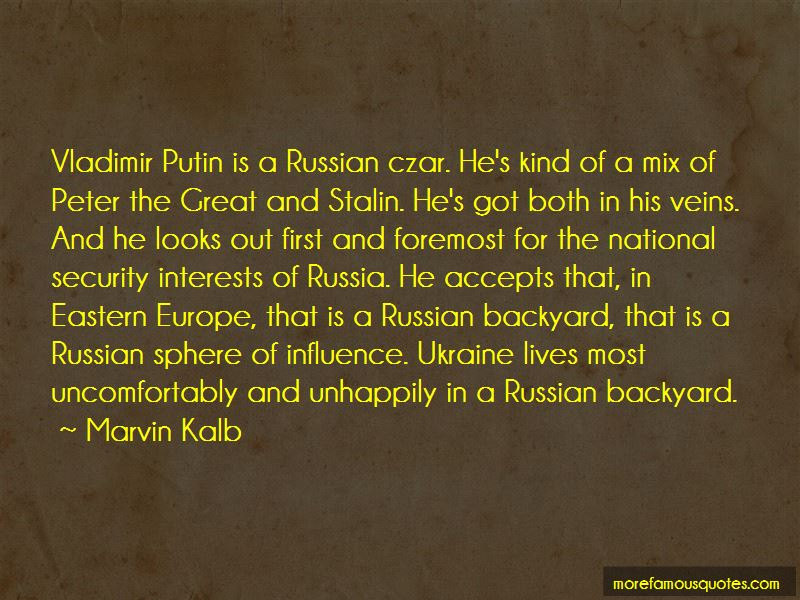 Quotes About Peter The Great