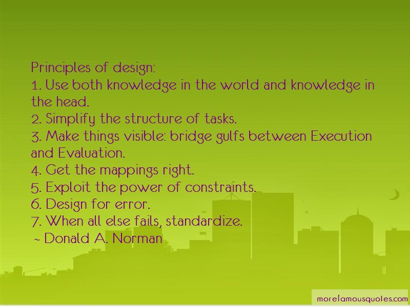 Quotes About Principles Of Design
