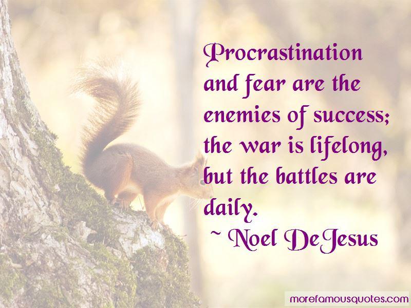 Quotes About Procrastination