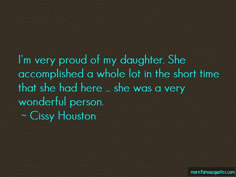 Quotes About Proud Of My Daughter