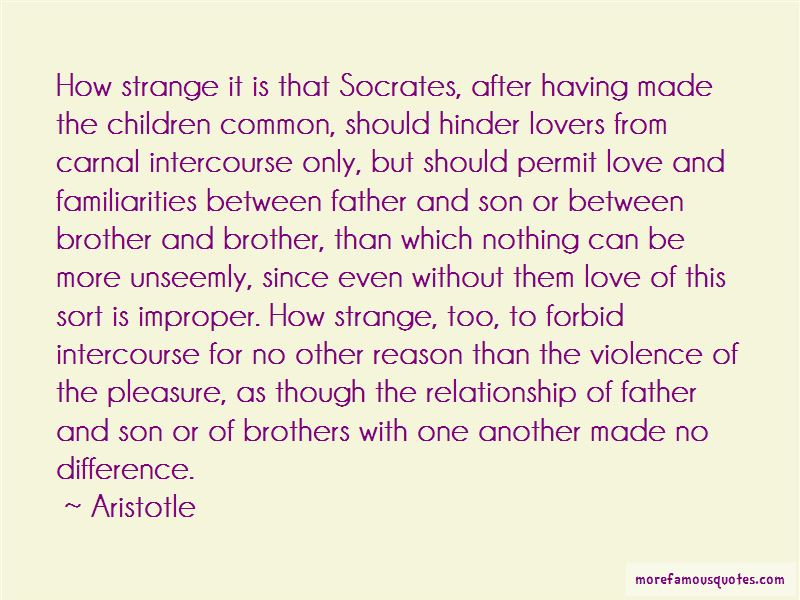 Relationship Between Father And Son Quotes Pictures 3