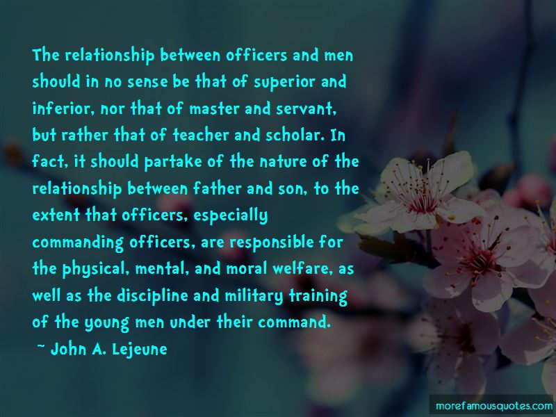 Quotes About Relationship Between Father And Son