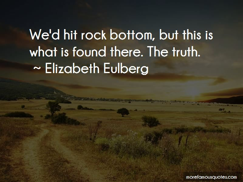 Rock Bottom Quotes Pictures 4