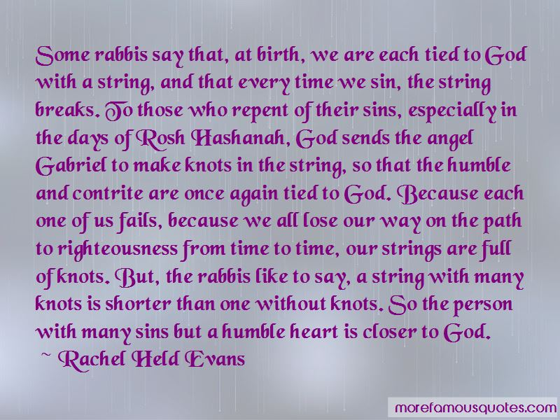 Quotes About Rosh Hashanah