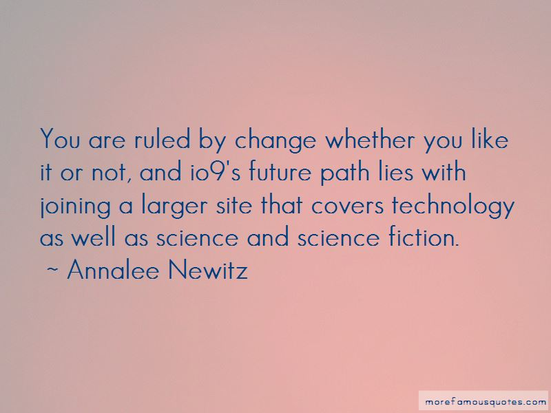 Science And The Future Quotes Pictures 2