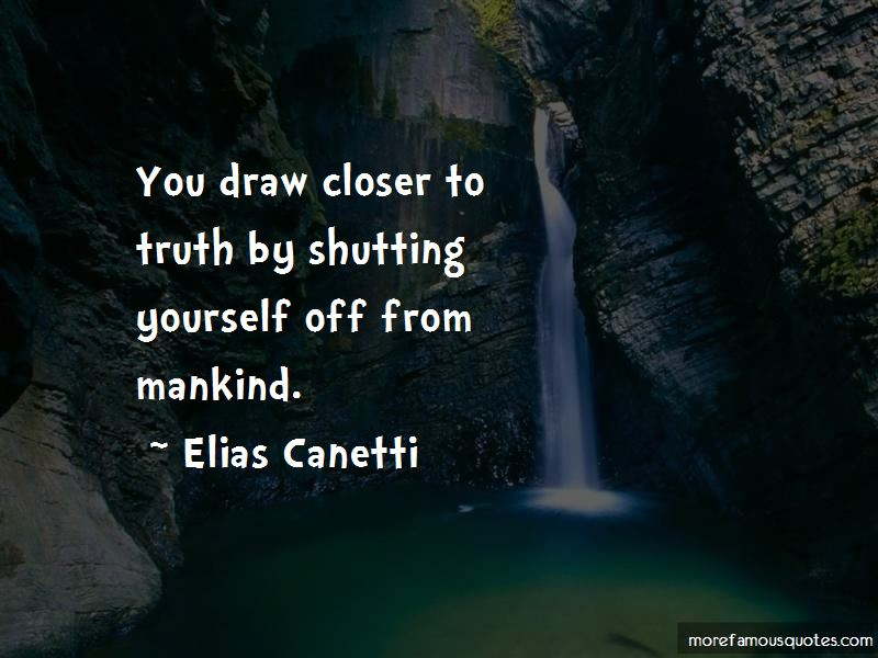 Quotes About Shutting Yourself Off