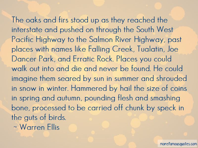 Quotes About Spring And Autumn
