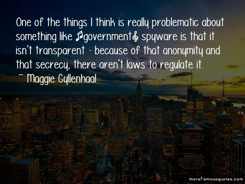 Quotes About Spyware