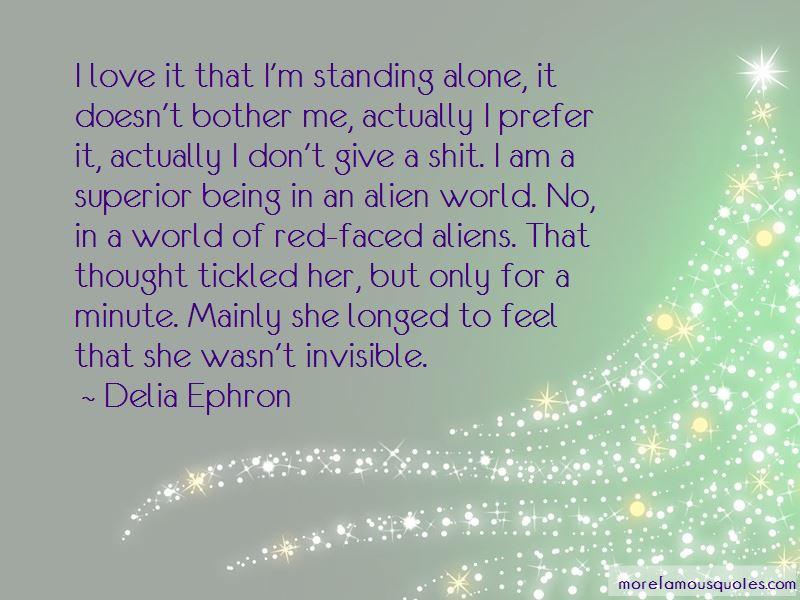 aliens qoutes about me