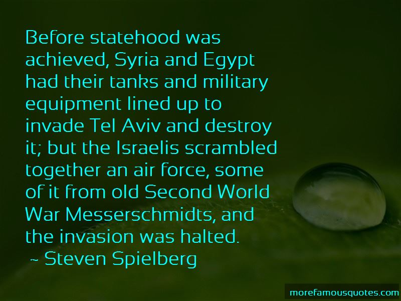 Quotes About Statehood