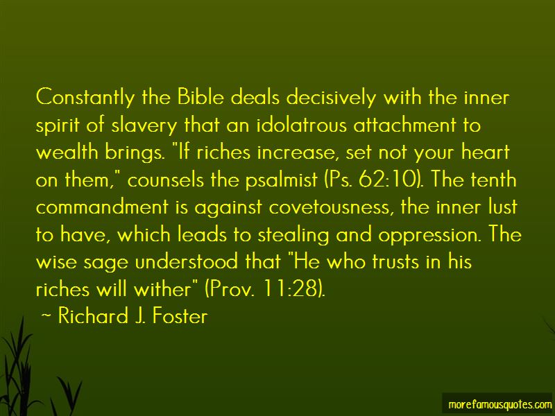 Quotes About Stealing In The Bible