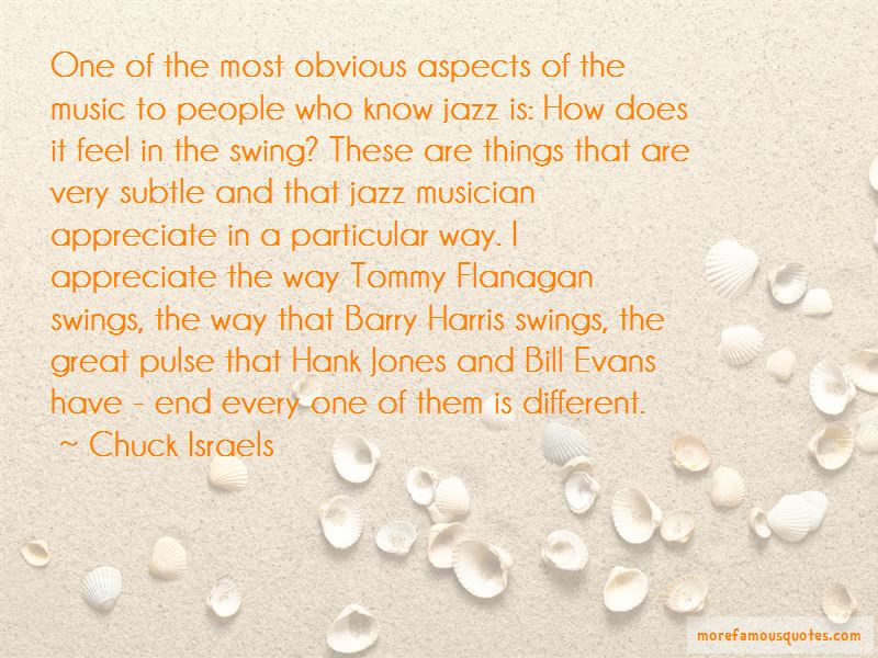 Quotes About Swing Jazz