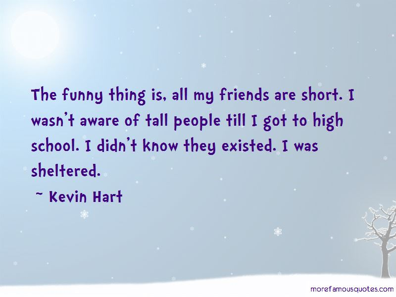 Quotes About Tall And Short Friends