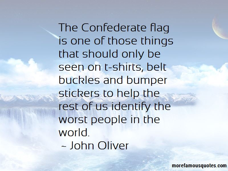 Quotes About The Confederate Flag