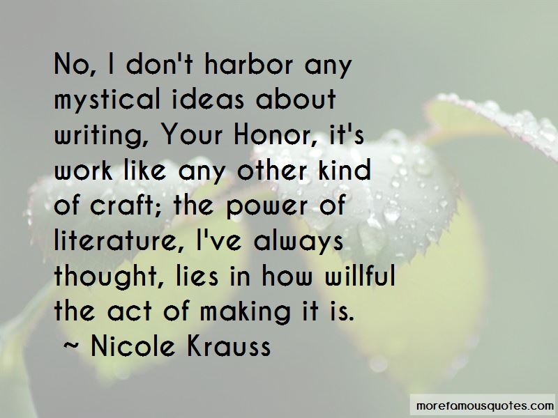 The Power Of Literature Quotes Pictures 2