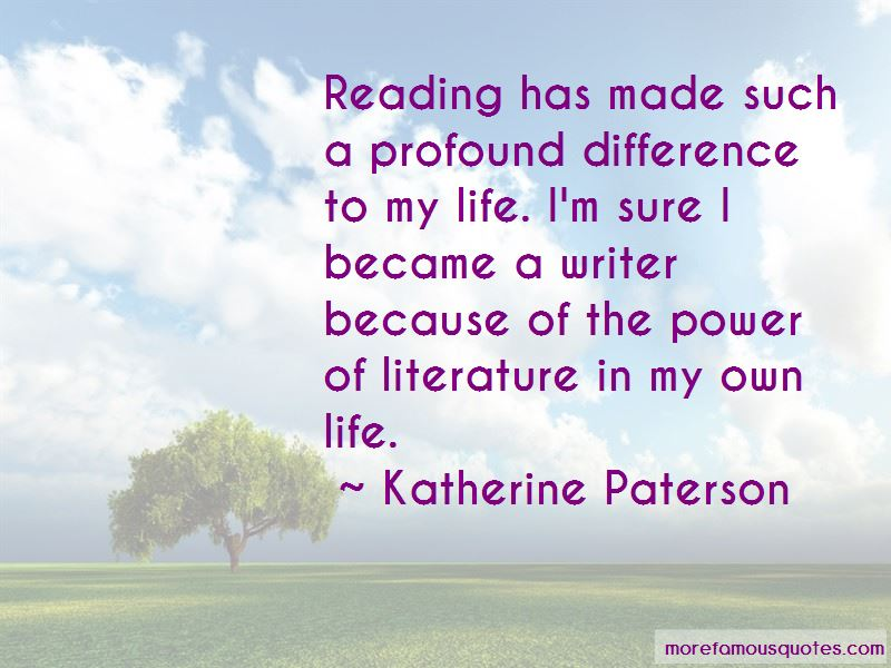 The Power Of Literature Quotes Pictures 3