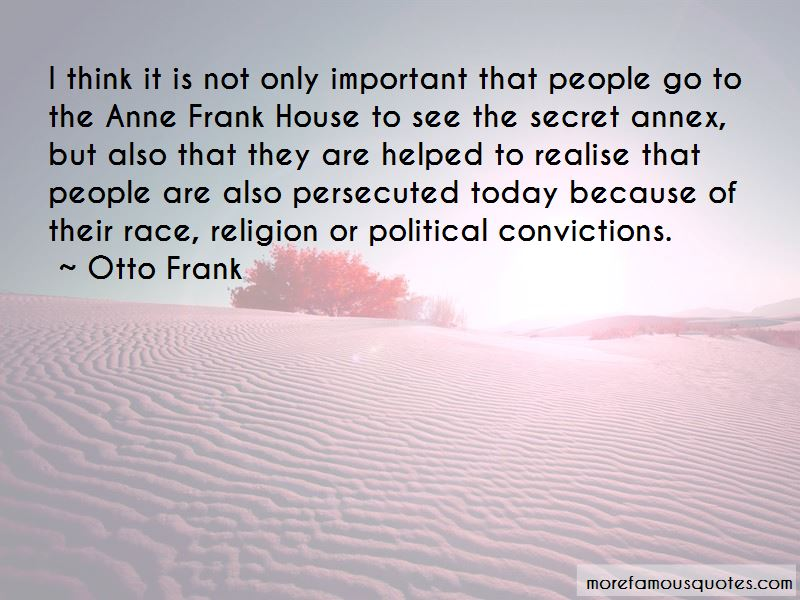 Quotes About The Secret Annex