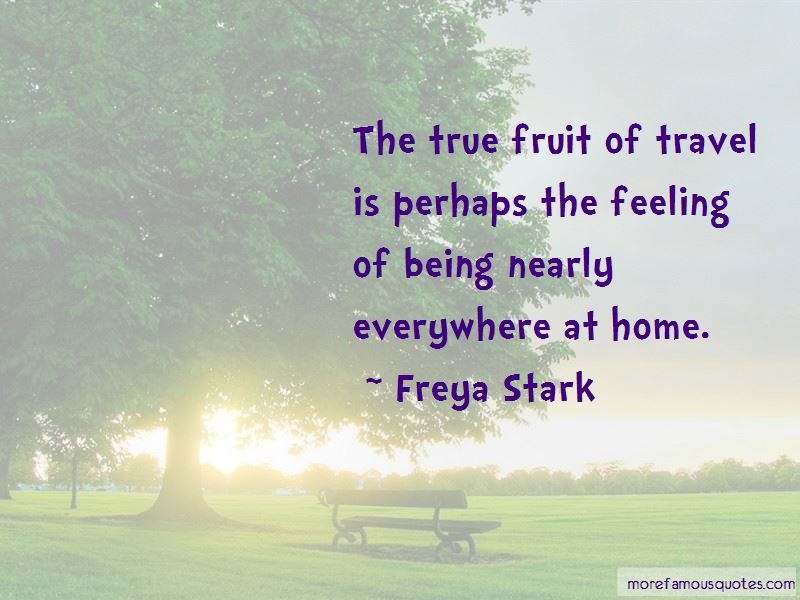 Quotes About Travel To Home
