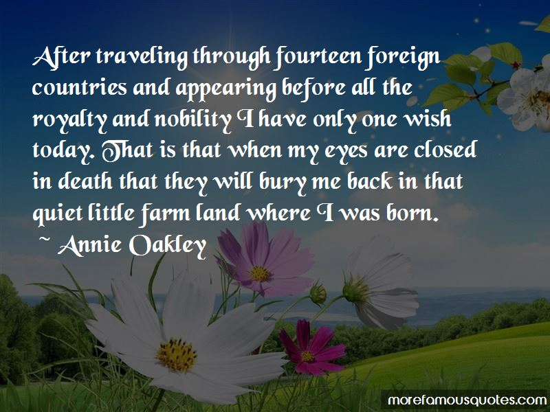 Quotes About Traveling To Foreign Countries