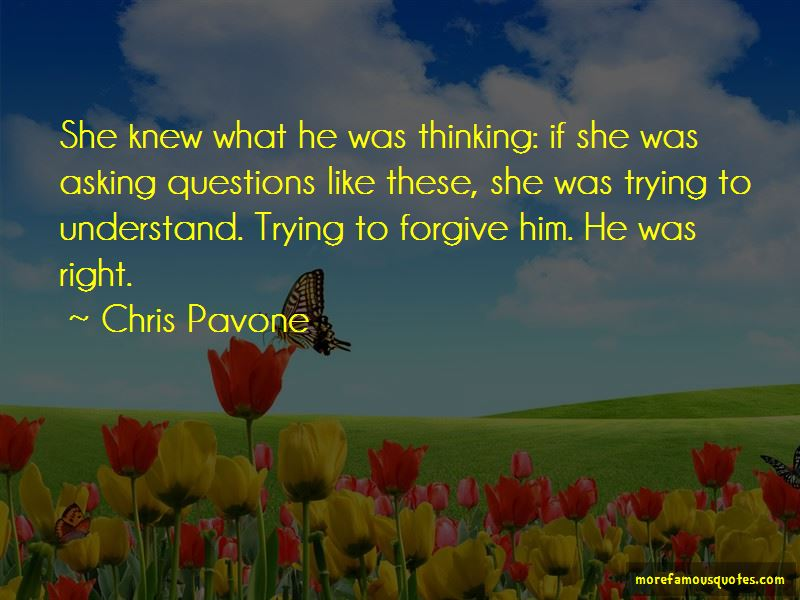 Quotes About Trying To Forgive Him