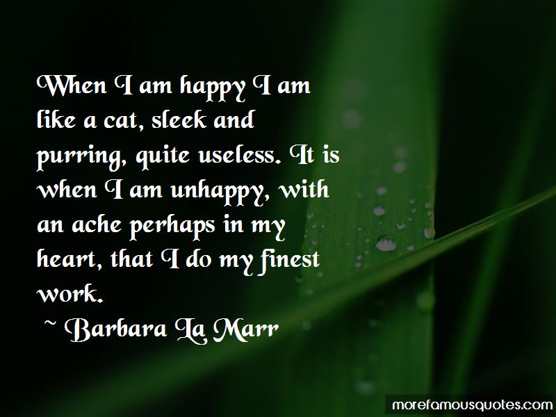 Quotes About Unhappy Work