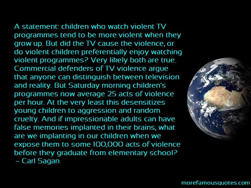 the issue of the exposure of children to violent television programs This complex and troubling issue needs to be decreasing the exposure of children and adolescents intervention programs for violent.
