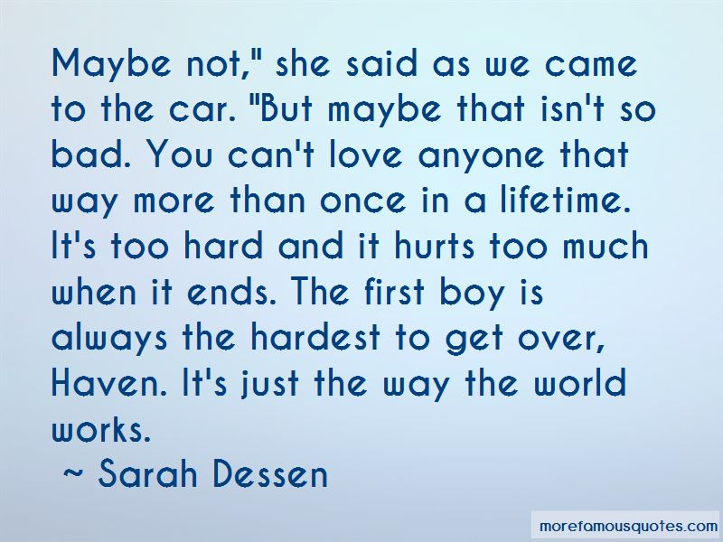 When Love Hurts Quotes Pictures 3