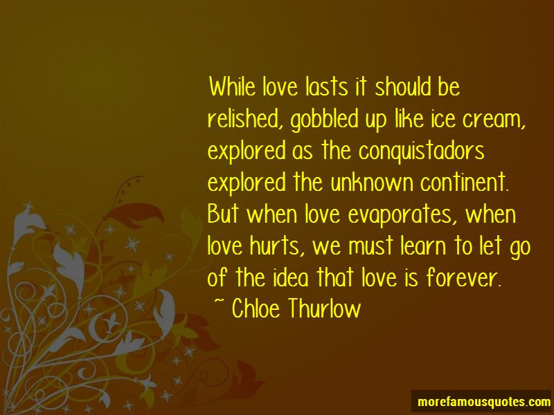 Quotes About When Love Hurts
