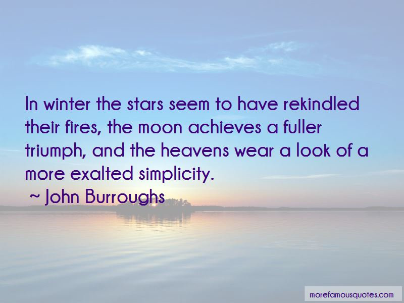 Quotes About Winter Fires