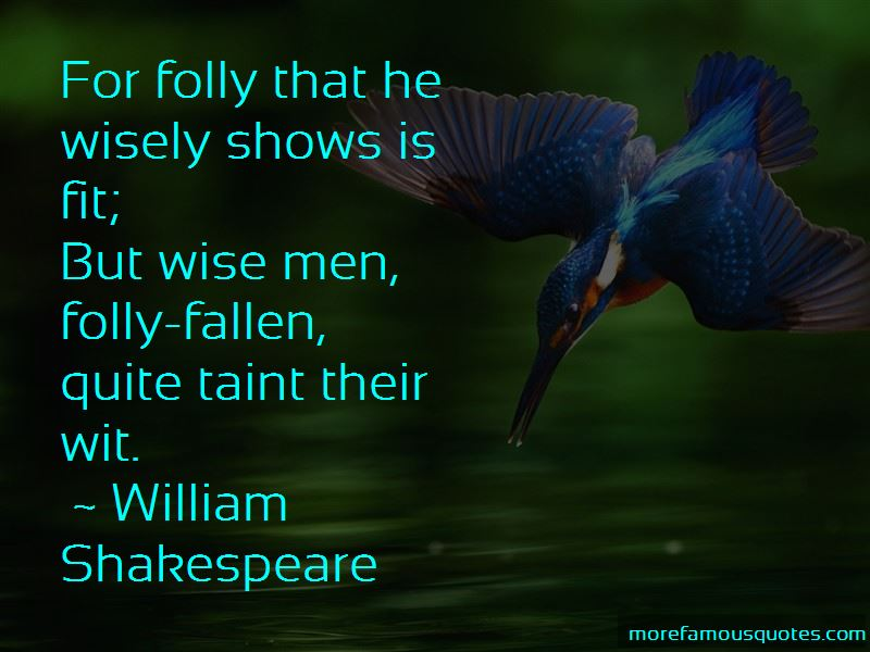Quotes About Wit
