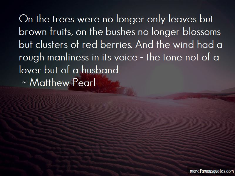Red Fruits Quotes