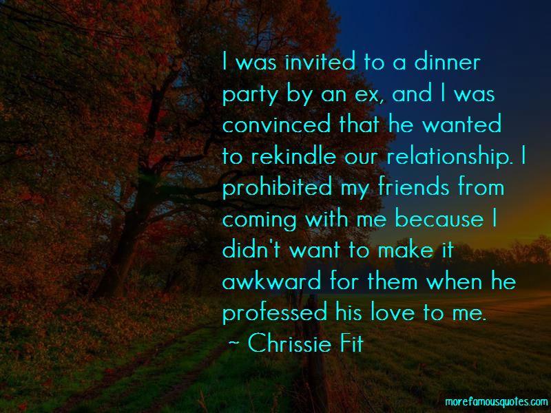 Rekindle Relationship Quotes