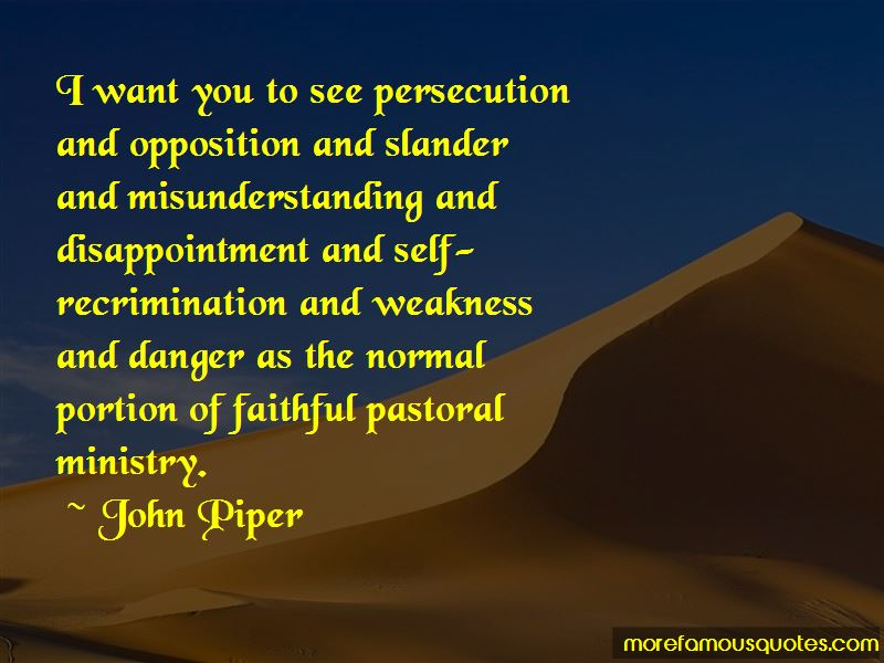 Self Recrimination Quotes