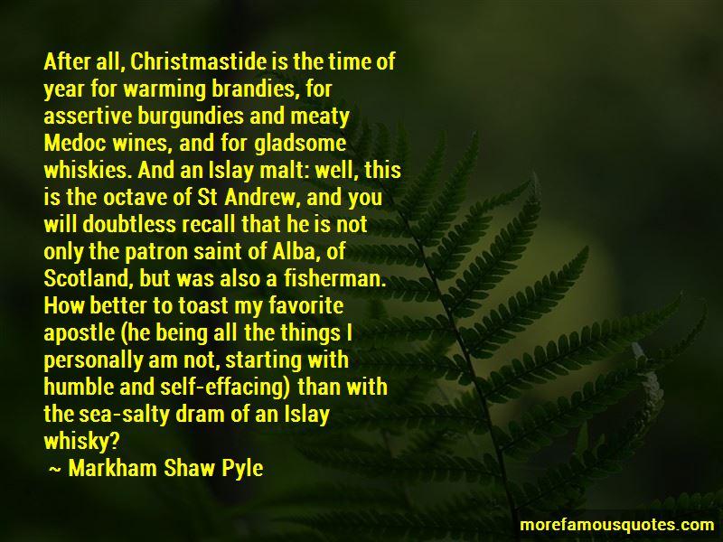 St Andrew The Apostle Quotes
