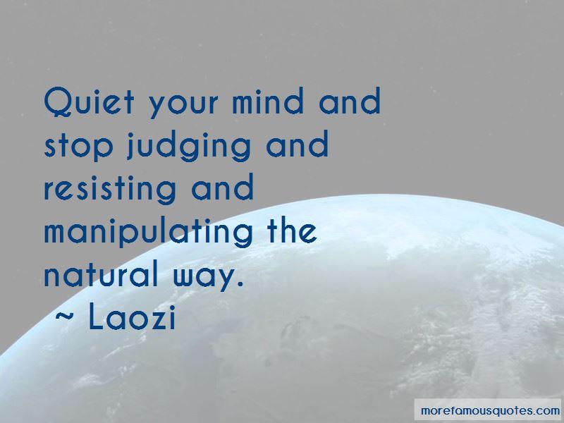 Stop Manipulating Quotes