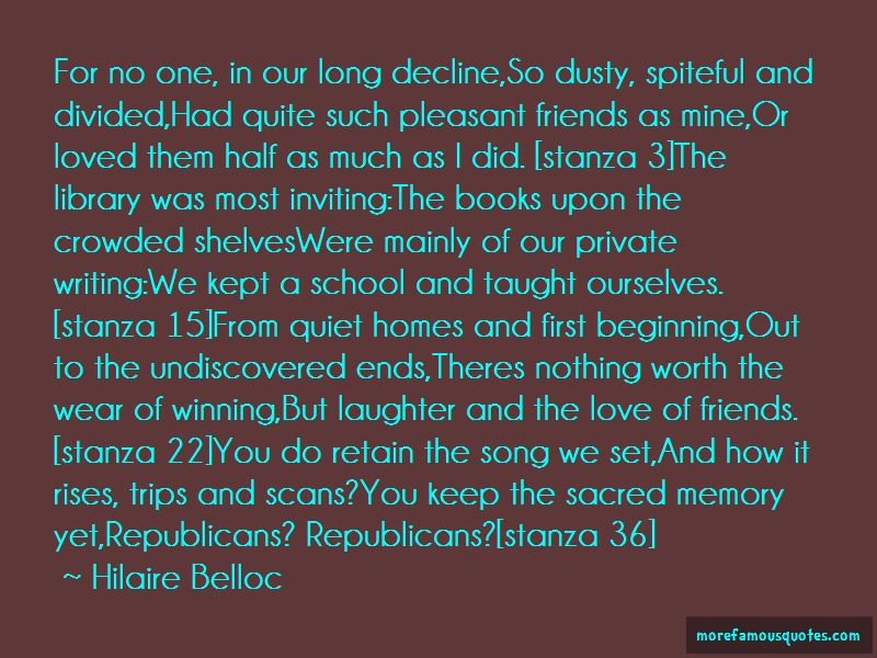 The Love Of Friends Quotes Pictures 3