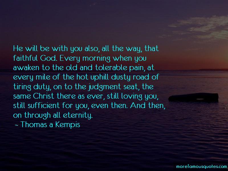 Tiring Morning Quotes