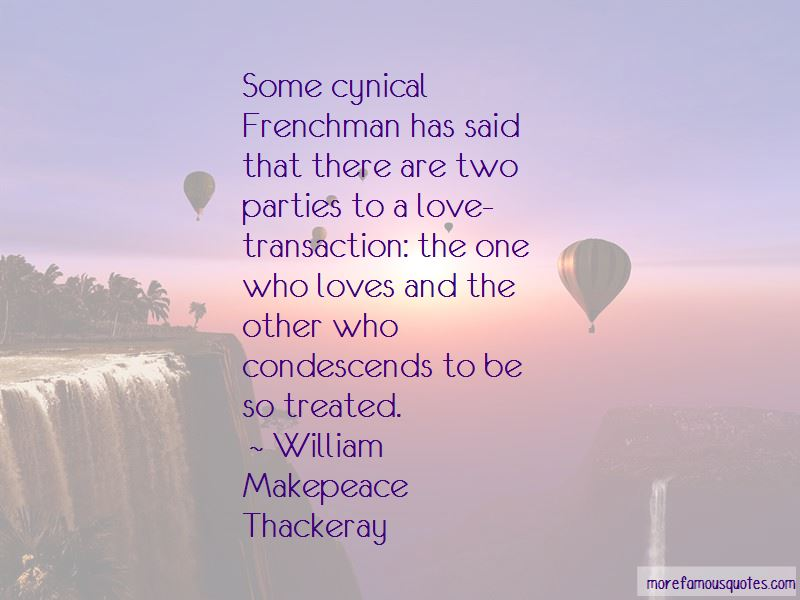 Treated Love Quotes