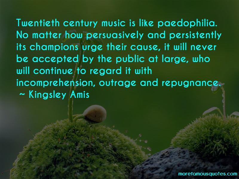 Twentieth Century Music Quotes